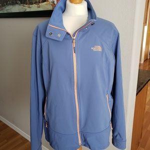 XL Northface Softshell Jacket